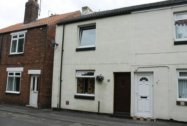 Thumbnail Terraced house for sale in Union Street, Guisborough