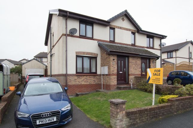 Thumbnail Semi-detached house for sale in The Headlands, Askam-In-Furness