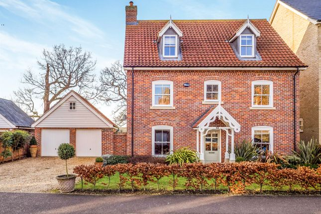 5 bed detached house for sale in St Michaels Avenue, Aylsham, Norwich