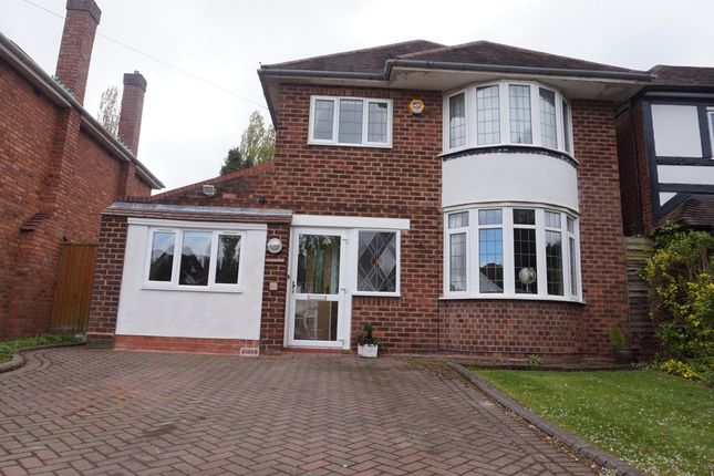 Thumbnail Detached house for sale in Brookhouse Road, Walsall