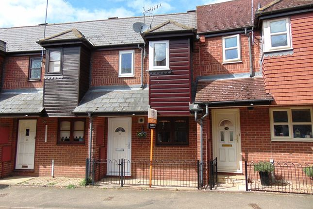 Thumbnail Terraced house to rent in Huxleys Way, Evesham