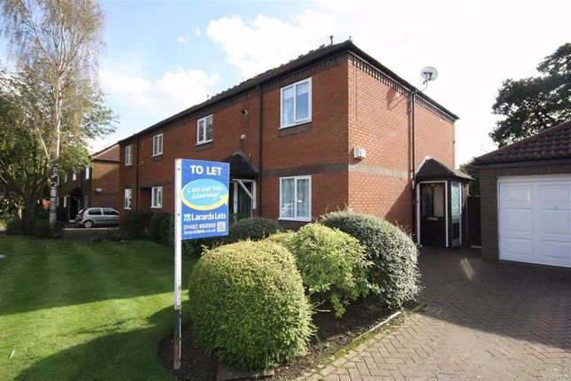 Thumbnail Flat to rent in Ella Park, Broadley Avenue, Anlaby