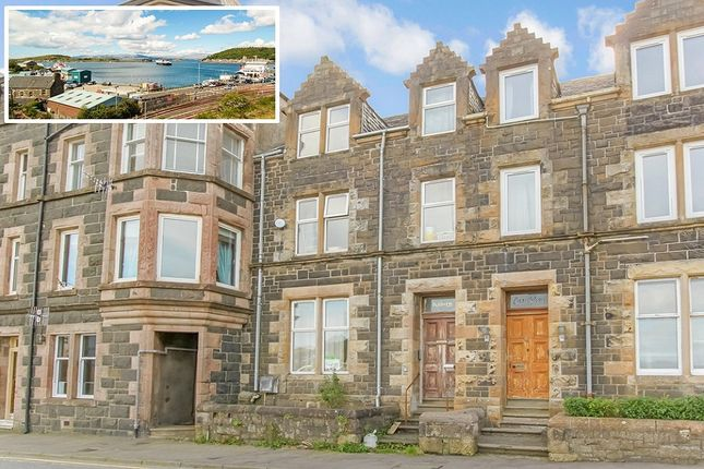Thumbnail Town house for sale in Cawdor Terrace, Albany Street, Oban