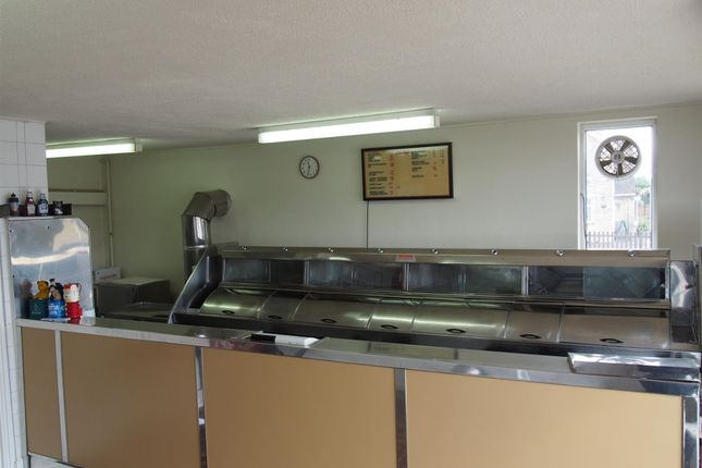 Thumbnail Leisure/hospitality for sale in Fish & Chips LS24, North Yorkshire