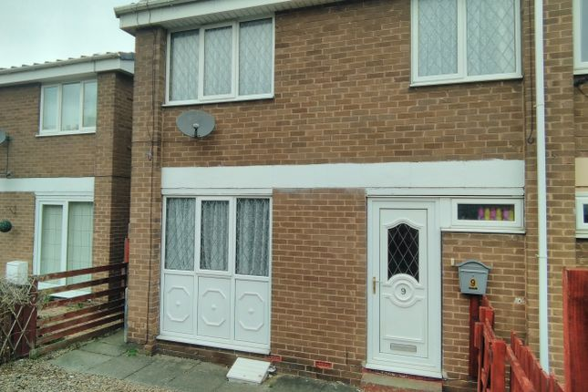 3 bed semi-detached house for sale in Starwort Close, Pontefract WF8