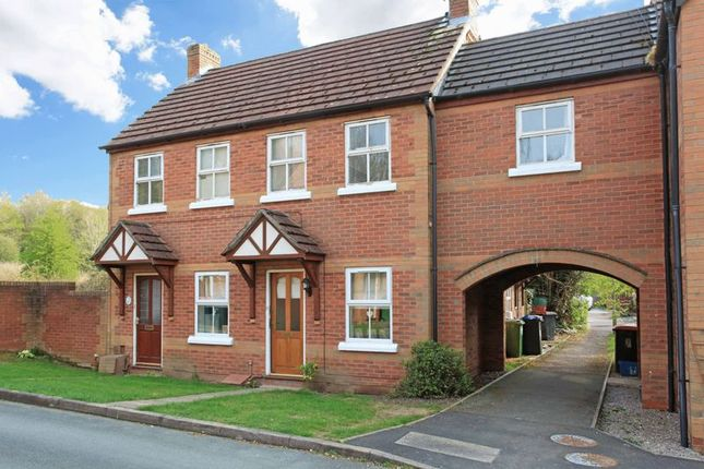 Thumbnail Flat for sale in Fosters Foel, Aqueduct, Telford