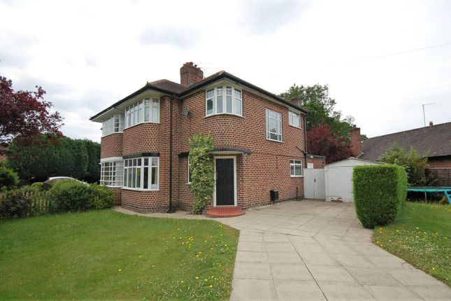 Thumbnail Semi-detached house for sale in Princess Drive, Wistaston, Crewe