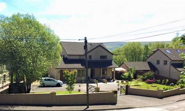 Thumbnail Detached house for sale in The Old Forge, Penygarn Road, Tycroes, Ammanford