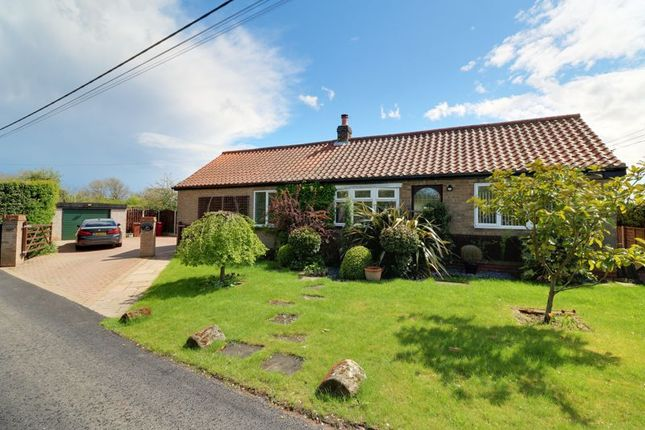 4 bed detached bungalow for sale in Woodhouse, Belton, Doncaster DN9