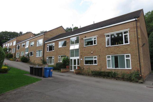 Thumbnail Flat for sale in Walton Court, Bocking Lane, Beauchief, Sheffield