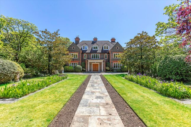 Thumbnail Detached house for sale in Hollybush House, Church Road, Richmond