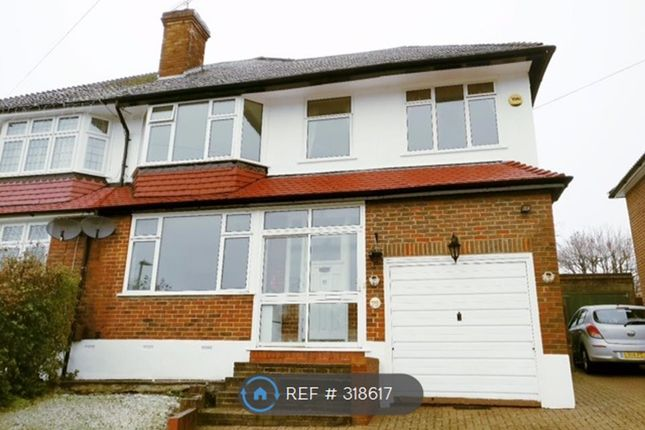 Thumbnail Semi-detached house to rent in Cloonmore Avenue, Orpington