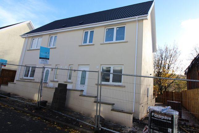 Thumbnail Semi-detached house for sale in Church Street, Penydarren, Merthyr Tydfil