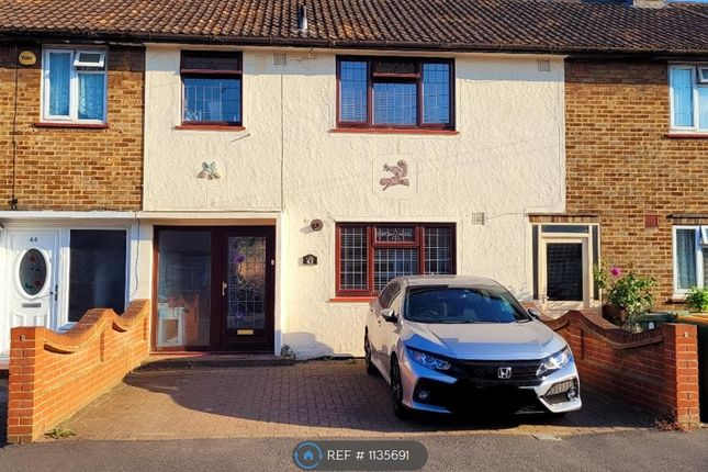 Thumbnail Terraced house to rent in Murray Square, London