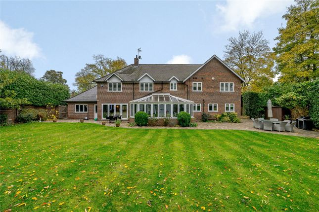 Rear Elevation of Lower Plantation, Loudwater, Rickmansworth, Hertfordshire WD3