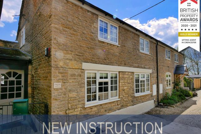 2 bed cottage to rent in Lower End, Alvescot, Bampton OX18