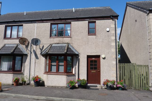 Thumbnail Semi-detached house for sale in High Street, Kinross
