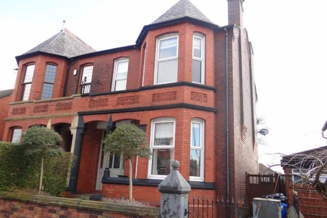 Thumbnail Semi-detached house for sale in The Avenue, Leigh, Lancashire
