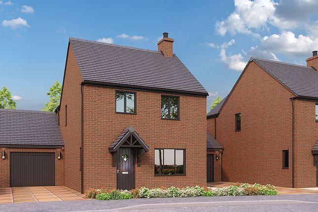 Thumbnail Detached house for sale in Haughton Lane, Morville, Bridgnorth, West Midlands