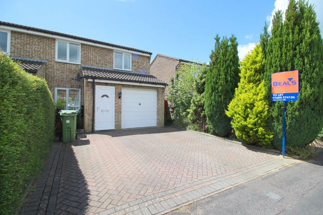 Thumbnail Semi-detached house to rent in Mayridge, Fareham