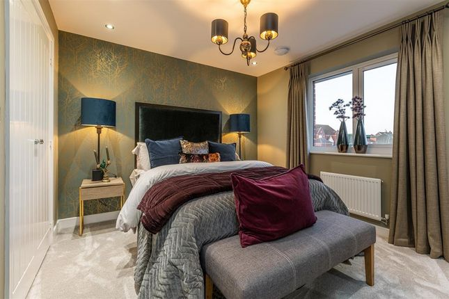 """Thumbnail Detached house for sale in """"The Manford - Plot 93"""" at Steatite Way, Stourport-On-Severn"""