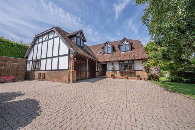 Thumbnail Detached house for sale in Bradbury Farm Lane, Crick, Caldicot, Monmouthshire