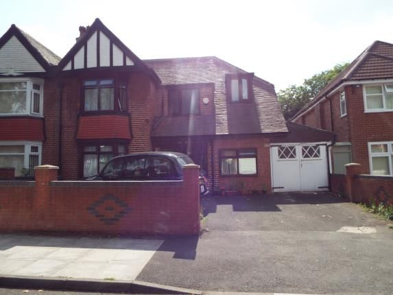 Thumbnail Semi-detached house for sale in Brecon Road, Handsworth, Birmingham, West Midlands