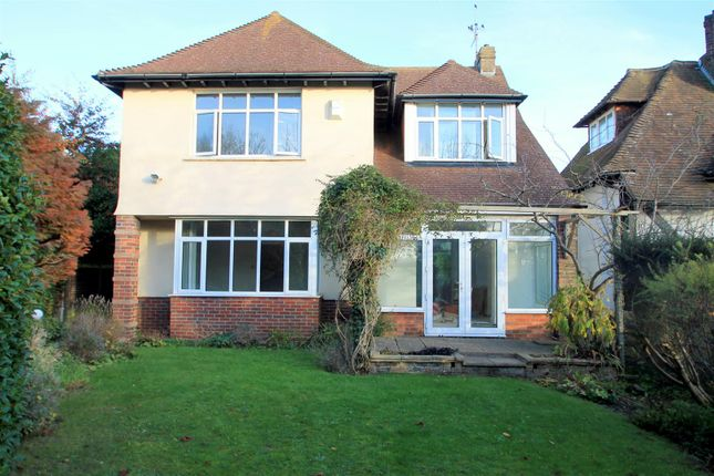 Thumbnail Detached house to rent in Mill Hill, Shoreham-By-Sea