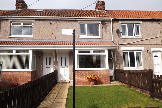Thumbnail Terraced house for sale in Windsor Terrace, Horden