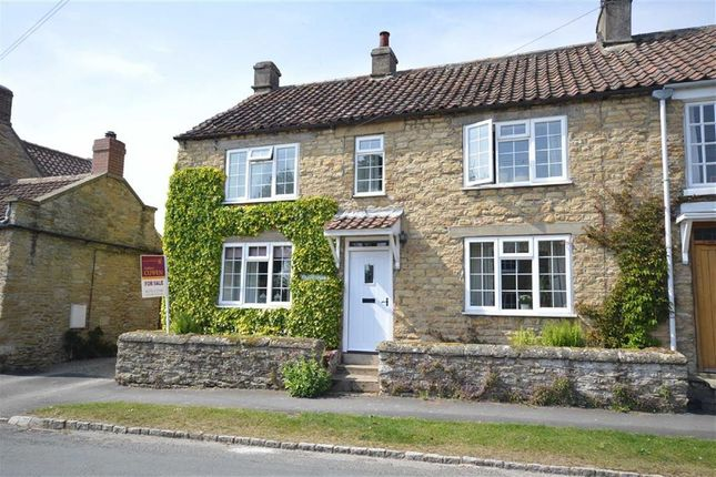 Thumbnail Cottage for sale in Main Street, Hutton Buscel, Scarborough