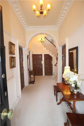 Entrance Hall of Parkfields, Duffield Road, Derby DE22