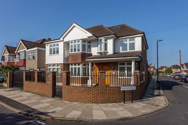 Thumbnail Detached house to rent in Strathearn Avenue, Whitton, Twickenham