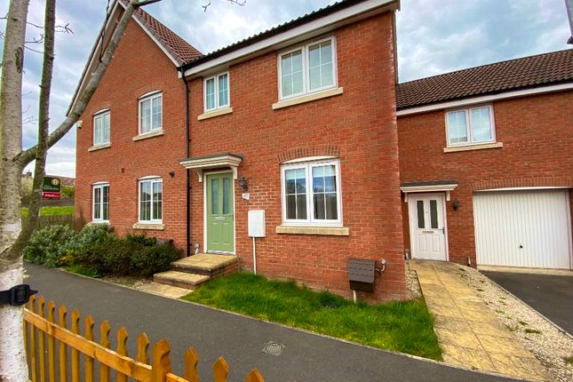 3 bed terraced house to rent in Blain Place, Royal Wootton Bassett SN4