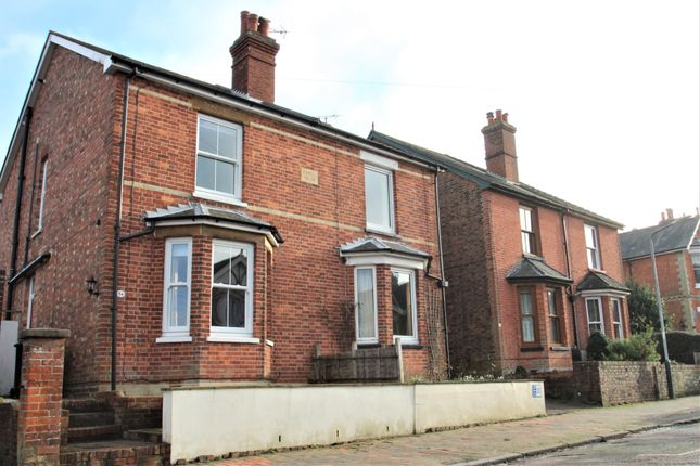 Thumbnail Semi-detached house for sale in Hill View Road, Rusthall, Tunbridge Wells