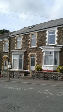 5 bed terraced house to rent in North Hill Road, Mount Pleasant, Swansea SA1