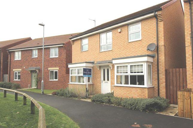 Detached house for sale in Tarset Walk, Crofton Grange, Blyth