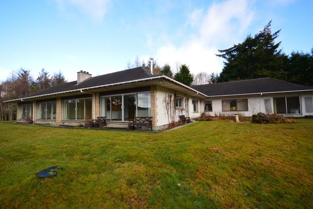 Thumbnail Bungalow for sale in Torcroft House, Balnain, Drumnadrochit, Inverness