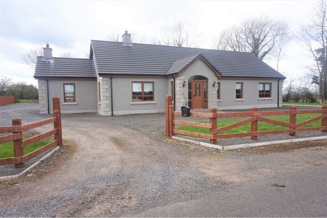 Thumbnail Detached bungalow for sale in Tullynewbank Road, Crumlin