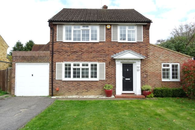Thumbnail Detached house for sale in Wilton Place, New Haw