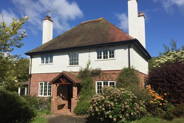 Detached house for sale in Toadpit Lane, West Hill, Ottery St. Mary