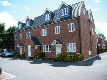 Thumbnail Flat to rent in Brendon Court Ilminster Road, Taunton