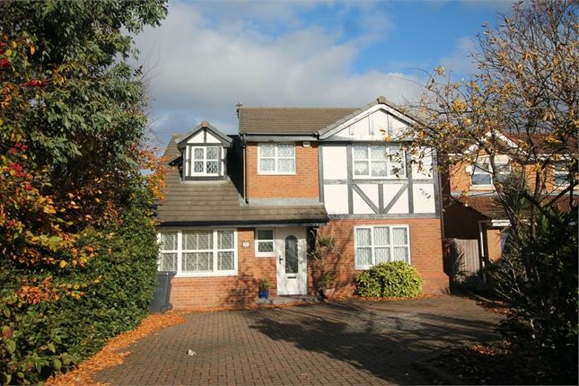 Thumbnail Detached house for sale in Oakmere Close, Orrell, Liverpool, Merseyside