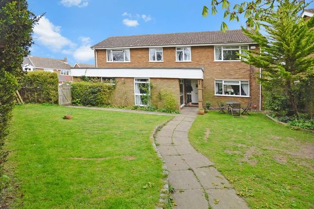 Thumbnail Detached house for sale in Mill Mead, Wendover, Aylesbury