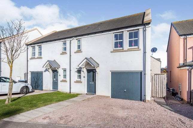 Thumbnail Semi-detached house for sale in Newlands Crescent, Aberdeen