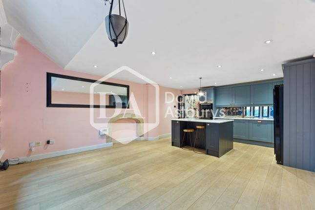 Thumbnail Flat to rent in Mayfield Road, Crouch End, London