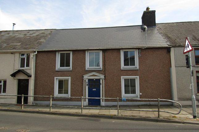 High Street, Abergwili, Carmarthen, Carmarthenshire. SA31