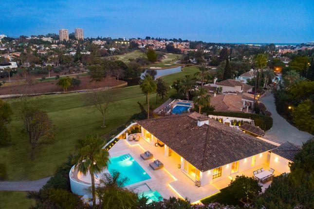 Villa for sale in Las Brisas, Costa Del Sol, Spain