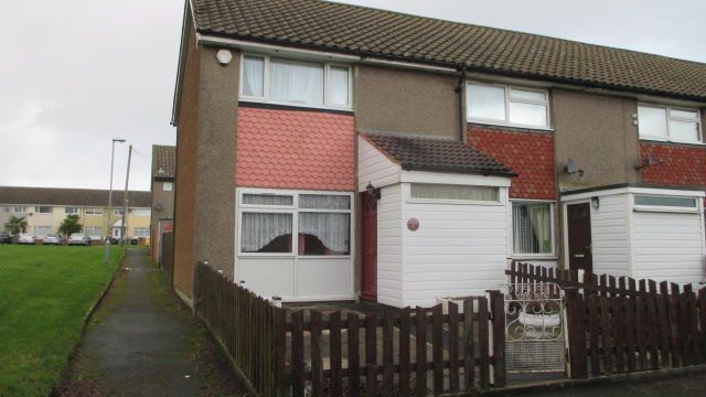Thumbnail Terraced house to rent in Helston Square, Middleton, Leeds
