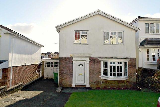 Thumbnail Detached house for sale in Graigwen Parc, Graigwen, Pontypridd