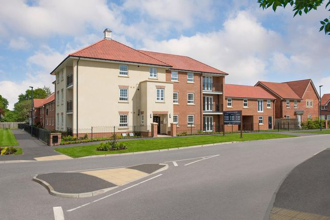 "Thumbnail Flat for sale in ""Sholing 2"" at Yafforth Road, Northallerton"